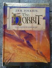 JRR Tolkien The Hobbit Illustrated Pop Up Hardback RARE