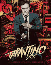 Tarantino Xx: 8-Film Collection [Reservoir Dogs / True Romance / Pulp Fiction /