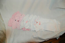 Lot of Carter's Body suits Short sleeves Size 6 months 7 pieces