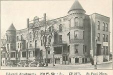 The Edward Apartments, 260 West Sixth Street, St Paul MN