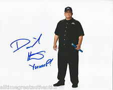 TV STAR DAVE HESTER SIGNED STORAGE WARS 8X10 PHOTO W/COA YUUUP PROOF A