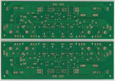25W pure sound Class A stereo amplifer PCB JC-3 ML-2