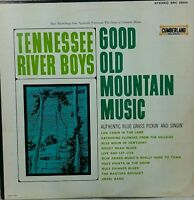 Good Ole mountain music                   LP Record