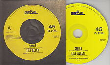 LILY ALLEN Smile 2006 UK 2-track promo CD