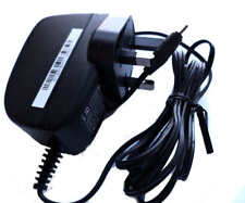 MOTOROLA XOOM UK Wall Charger 12V dc 1.5A with ultra thin connector 2.0mm