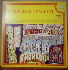 COMPLESSI ITALIANI - RI-FI  1979 - HOMO SAPIENS BEANS DIK DIK NOMADI BOTTEGA
