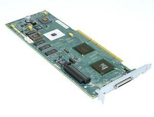 HP Compaq 143886-001 2DH PCI SCSI Raid Controller Card