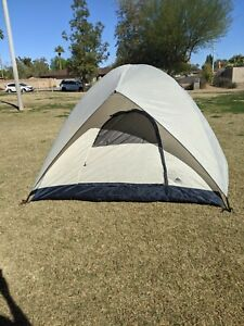 Kelty Yellowstone 4 Four Person Tent Complete Pre-Owned