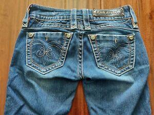 Rock Revival Adele Skinny Jeans Women's 24 Waist 28 Inseam
