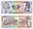 Honduras 5 Lempiras 2010 P-91c Banknotes UNC