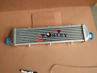 """Fmic Turbo Aluminum Intercooler Tube and Fin 550 x 140 x 65mm Inlet/Outlet 2.56"""""""