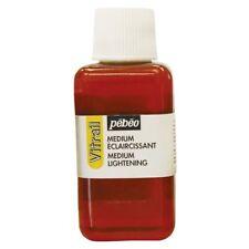 Pebeo Vitrail Lightening Medium for Glass Painting Colour 250ml