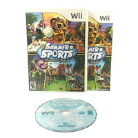 Summer Sports: Paradise Island (Nintendo Wii, 2008)  FREE SHIPPING