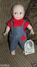 Vintage Cameo doll Jesco Kewpie Doll 1983 Kewpie Goes Fishing Vinyl