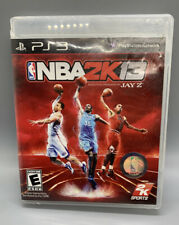 NBA 2K13 PlayStation 3 PS3 Complete