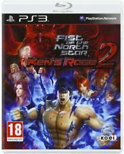Fist of the North Star Ken's Rage 2 Playstation 3 PS3 **FREE UK POSTAGE**