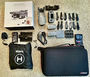 Dji mavic pro 2 zoom With Lots of Extras/Barely Used No Crashes Or Hard Landings