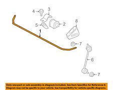 JAGUAR OEM 09-15 XF Stabilizer Sway Bar-Rear C2Z21482
