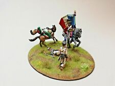 A Hard Contest Scenery Perry Miniatures Napoleonic waterloo 28mm Pro painted