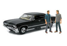 1:18 Greenlight - Supernatural 1967 Chev Impala - Sam and Dean Figures included