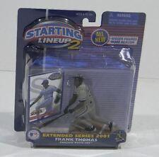 2001 Frank Thomas., Chicago White Sox, Baseball Starting Lineup-2