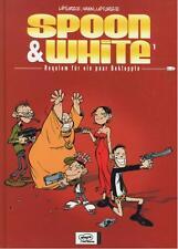 Spoon & White 1-5 (z1, 1. edizione), Ehapa