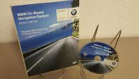 2004 2005 2006 2007 2008 2009 2010 BMW X3 Z4 2.5i 3.0 i Navigation DVD # 554