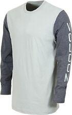 Volcom Sleever Long Sleeve Tee (M) Black