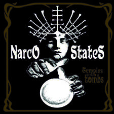 Narco States - Temples Into Tombs (Vinyl Used Like New)