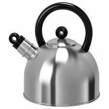 IKEA VATTENTÄT kettle 2 l stainless steel/black
