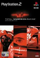 Total Immersion Racing (Sony PlayStation2, 2003)