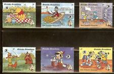 Mint Disney Grenada Grenadines cartoons stamps  (MNH)