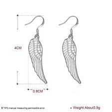 925 Silver Fashion Accessories Lovely Wing Women Jewelry Earrings E953