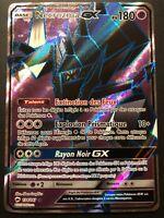 Carte Pokemon NECROZMA 134/147 GX Full Art Soleil et lune 3 SL3 FR NEUF