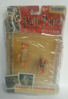 HARRY POTTER AND THE DEATHLY HALLOWS -  DOBBY AND KREACHER NEW JK Rowling Signed
