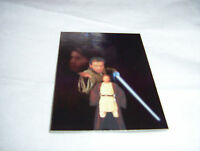 Star Wars Attack of the Clones Silver Foil Card 6 Free UK P&P