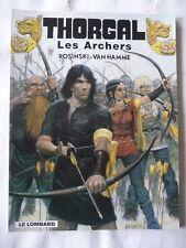 Thorgal Les Archers N° 9 Rosinski Van Hamme 1999  edit Le Lombard