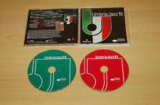 Umbria Jazz 11 (2cd) CD ORIGINALE EMI MUSIC  come nuovo