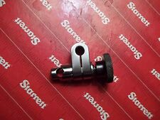 "NEW STARRETT INDICATOR CLAMP 3/8"" SNUG MILLWRIGHT MACHINIST BUTTON INDICATOR 196"