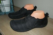 Mens KEEN Howser ll Quilted Soft Lined Comfort Black Slippers Shoes EU 41 US 8.5