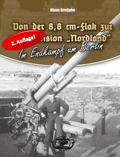 """Klaus Grotjahn - Von der 8,8 cm Flak zur Division""""Nordland"""" Buch + 2 Hörbuch CDs"""