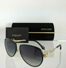 Brand New Authentic Roberto Cavalli Sunglasses 1067 33C GORGONA 61mm Frame