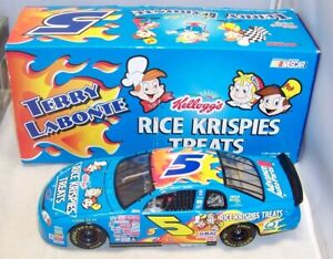 1:24 ACTION 1999 #5 RICE KRISPIES TREATS CHEVY MONTE CARLO SS TERRY LABONTE