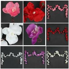 Flores secas y artificiales decorativas guirnaldas para zona de juegos