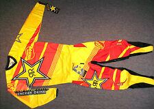 MSR Rockstar Energy Combo Hose Jersey 34/XL NEU Cross Suzuki Honda Enduro UFO SX