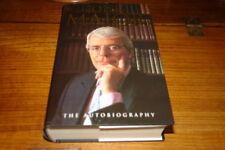 JOHN MAJOR-THE AUTOBIOGRAPHY-SIGNED COPY