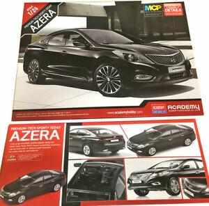 Academy 1/24 Hyundai Azera Premium-Tech Sporty Sedan