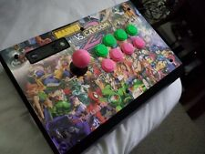 Custom Marvel Vs Capcom 2 Arcade Stick with CronusMAX Adapter