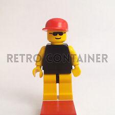 LEGO Minifigures - Man - trn037 - Plain Torso Treno Omino Minifig Set 4547