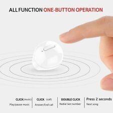New listing Sqrmini X20 Ultra Mini Wireless Earphone Hidden Small Bluetooth With Charge Case